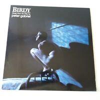 Peter Gabriel - Birdy Soundtrack - Vinyl LP UK 1st Press EX/NM