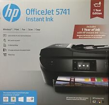 BRAND NEW HP OfficeJet 5741 Wireless All-in-One Printer with Mobile Printing