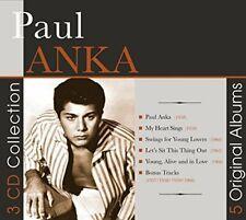 Paul Anka - 5 Original Albums [CD]