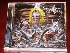 Immolation: Here In After CD 1996 Metal Blade Records Germany 3984-14102-2 NEW