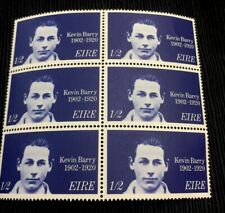 Kevin Barry. Irish Freedon Fighter Killed 1920. Stamp 50 Anniversary