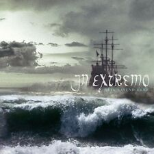 """IN EXTREMO """"MEIN RASEND HERZ"""" CD NEW!!"""