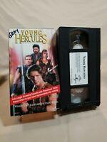 Young Hercules VHS 1998 - Fantasy RARE (OOP) Out Of Print SCREENER COPY(HTF)MINT