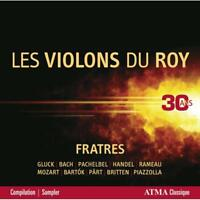 Les Violons Duroy - Gluck: Fratres Neue CD