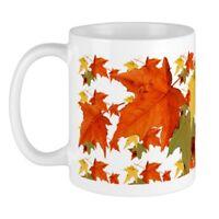 CafePress Autumn Colors Mug 11 oz Ceramic Mug (164447278)