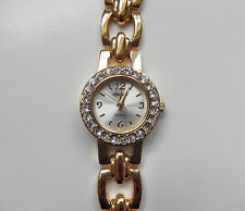 New Ladies' Ingersoll 18ct Gold Plated Quartz Watch Set with 4 Bezels (IN33867)