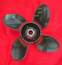 OMC Shooter Propeller 13 1/4 x 25p (431718)