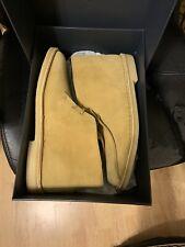 Clarks Mens Multiple Sizes Originals Desert Boots oak Suede