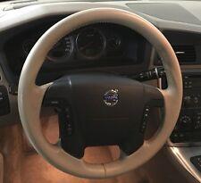 Kit Ritocco vernice Volante Pelle colore Beige Ripristina Volvo XC70 V70 D5