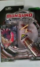 New Monsuno #44 Spiderwolf Surge Ed. Figure 2012 Jakks Pacific MIB