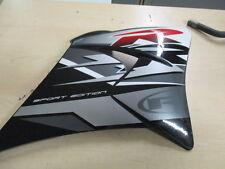 Neue rechte Seitenverkleidung Rieju RR50, Art. Nr. 000.570.2604 in schwarz