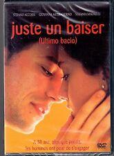 DVD Juste un baiser (Neuf sous blister)   Stefano Accorsi   Comedie   Lemaus