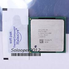 Free shipping Intel NorthWood P4 Pentium 4 3.4Ghz 512k/800m SL793 Socket 478 CPU