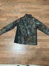 Under Armour Realtree 1/4-zip Cold Gear, Medium