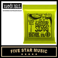 ERNIE BALL 7 STRING SLINKY ELECTRIC GUITAR STRING SET 10-56 2621 NEW E2621