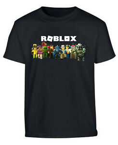 Roblox Des 2 Gaming T Shirt Black