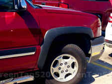 PREMIUM TEXTURED 99-06 CHEVY SILVERADO FENDER FLARES FACTORY OE STYLE & FINISH
