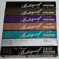 Too Faced Bulletproof Waterproof 24 Hour Eyeliner Pencil 0.04 oz **color choices