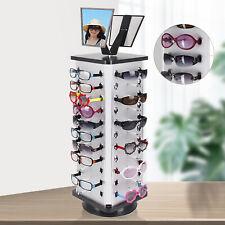 Rotating Sunglass Holder Rack Glasses Eyeglasses Display Stand Rack Organizers