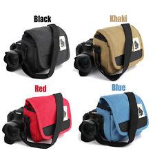 Waist Shoulder Camera Bag for Canon Nikon Olympus Panasonic Fuji Olympus Camera