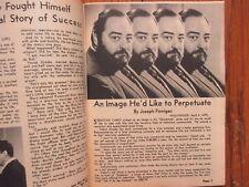 April 5, 1964 St. Louis Post TV Maga(SEBASTIAN  CABOT/GARY CROSBY/DOROTHY LOUDON