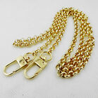 Purse Chain Strap Gold Handle Shoulder Crossbody Handbag Metal Replacement Bag