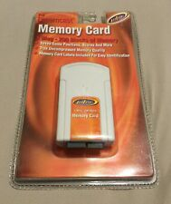 NEW!-OLD MEMORY CARD FOR DREAMCAST BY INTEC  I MB  G9100