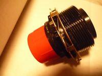 Aeroquip coupling half, P/N 014626S2-24