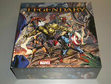 LEGENDARY!!  Marvel Deck Building Game!  New + Sealed!