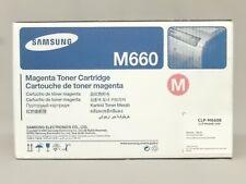 Samsung CLP-M660B Magenta Toner Cartridge CLX-6200 Genuine New Sealed Box