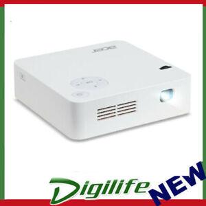 Acer C202i LED Mini Wireless Projector 300ANSI lumens DLP WVGA 854x480 HDMI, USB