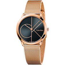 Calvin Klein K3M22621 Women's Minimal Collection Wristwatch