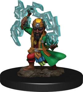 Adventurers Pathfinder Battles: Gnome Sorcerer Male - Premium Painted Figure
