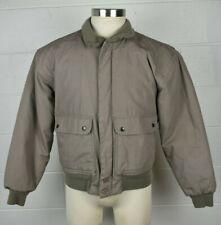 Vintage Mens Daks Bomber Jacket Quilted Lining Medium