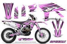 YAMAHA WR450F 2012-2013-2014 GRAPHICS KIT CREATORX DECALS SPEEDX BPL