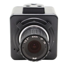 ELP 8MP High Resolution SONY IMX179 USB Industrial Video Camera with 6mm Lens HD