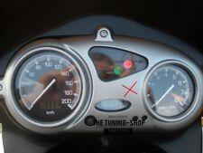 FOR BMW F650 CS 2001–2005 ALUMINIUM GAUGE DIAL RINGS SURROUNDS KIT