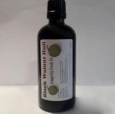 Black Walnut Hull Tincture 100ml 1.2 mix