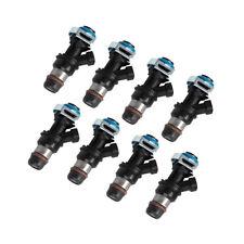 8 Sets Fuel Injectors For 1999-2007 Chevy Gmc Cadillac/ 4.8L 5.3L 6.0L 25317628 (Fits: Cadillac)