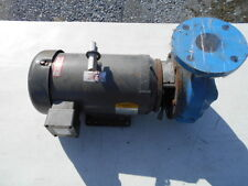 "Federal Closed Coupled End 3"" Suction Pump 2-1/2"" Outlet w/ 7.5 Hp Baldor Motor"