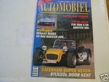 HA-1997-06 RENAULT RODEO,WENDLER,CORVETTE CABRIO,CATERHAM SUPER SEVEN,TVR 3000S