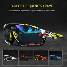 Cycling Sunglasses UV400 Bicycle Outdoor Sports Bike Fishing Eyewear Sun Glasses
