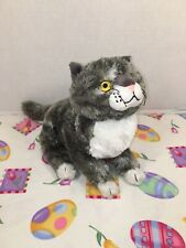 "VGUC-14"" Mog the Forgetful Cat - Cute Plush Toy - Collectible Animal"