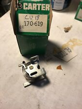 Carter 170-567 Carburetor Choke Thermostat 1971-1974 GM W/ Rochester 2-BBL Carb.
