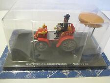 Voiture Blake et Mortimer La voiture à dal Le Mystère de la Grande Pyramide neuf