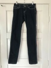 "Womens STRETCH RIDERS by Lee JEANS SIZE 8 ""LOW SUPER SKINNY"""