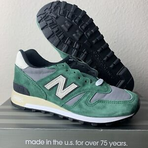 New Balance 1300 Made in USA Mens Size 5.5 Acidic Green Limited Edition Womens=7