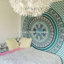 Indian Mandala Tapestry Hippie Decor Large Wall Hanging Ethnic Bedspread Gypsy