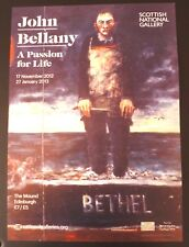 John Bellany - A Passion for life   2012 ART EXHIBITION POSTER