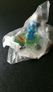 Hardee's Smurfin Smurfs Toy